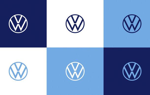 Volkswagen are un nou logo. Scopul germanilor: simplificare și modernizare - Poza 2
