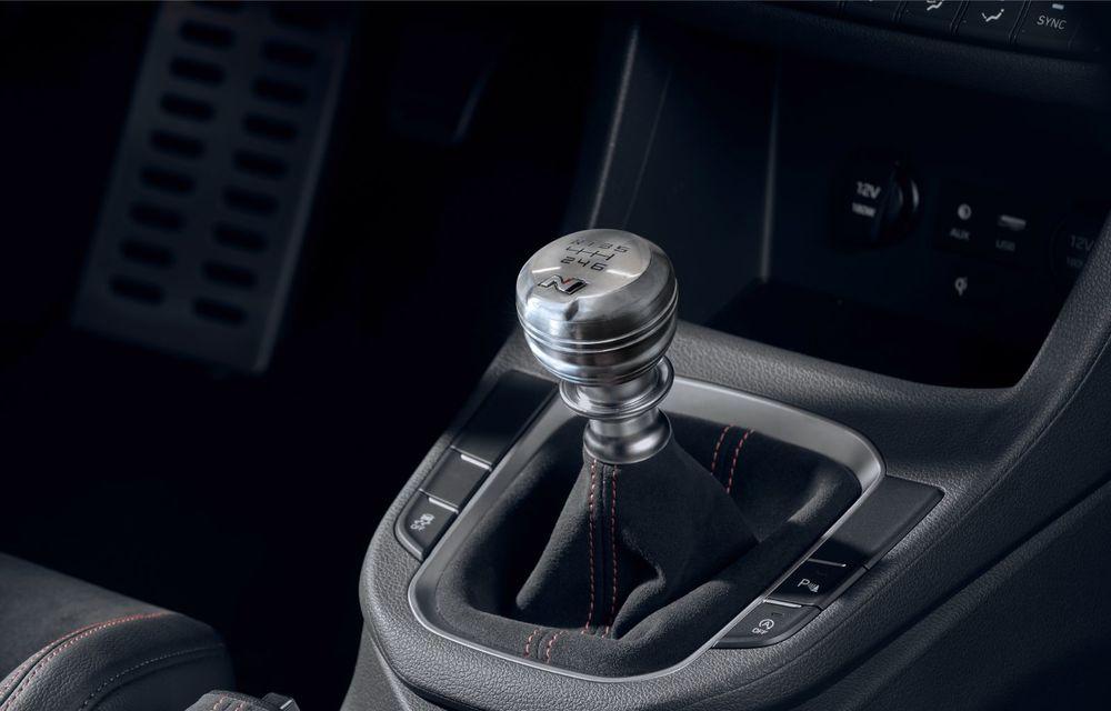 Hyundai a prezentat noul i30 N Project C: ediția specială a Hot Hatch-ului asiatic este mai ușoară și accelerează de la 0 la 100 km/h în 6 secunde - Poza 24