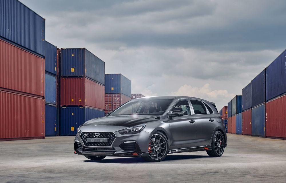 Hyundai a prezentat noul i30 N Project C: ediția specială a Hot Hatch-ului asiatic este mai ușoară și accelerează de la 0 la 100 km/h în 6 secunde - Poza 8
