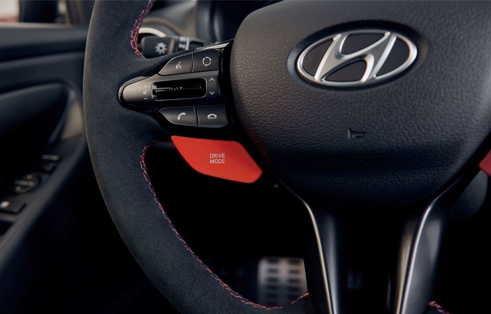 Hyundai a prezentat noul i30 N Project C: ediția specială a Hot Hatch-ului asiatic este mai ușoară și accelerează de la 0 la 100 km/h în 6 secunde - Poza 29