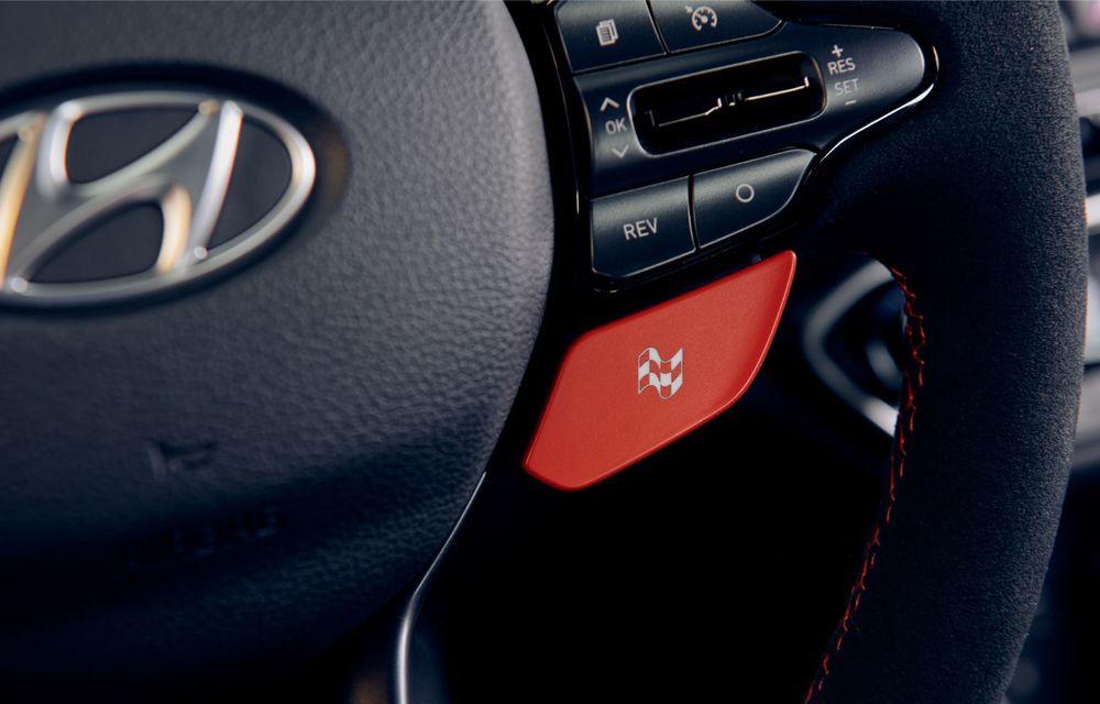Hyundai a prezentat noul i30 N Project C: ediția specială a Hot Hatch-ului asiatic este mai ușoară și accelerează de la 0 la 100 km/h în 6 secunde - Poza 28