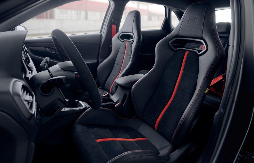 Hyundai a prezentat noul i30 N Project C: ediția specială a Hot Hatch-ului asiatic este mai ușoară și accelerează de la 0 la 100 km/h în 6 secunde - Poza 26