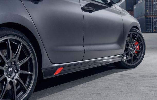 Hyundai a prezentat noul i30 N Project C: ediția specială a Hot Hatch-ului asiatic este mai ușoară și accelerează de la 0 la 100 km/h în 6 secunde - Poza 19
