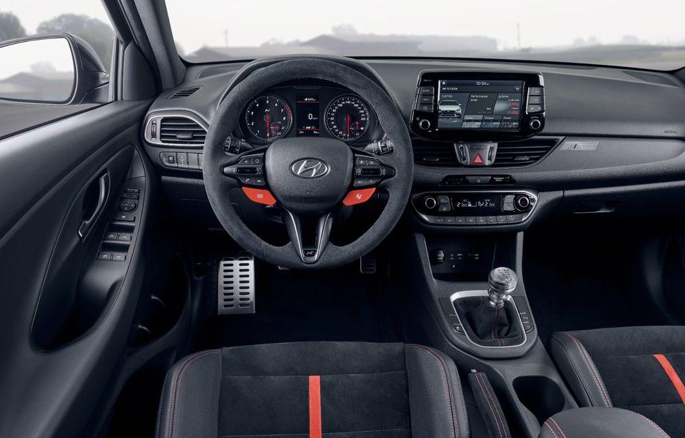 Hyundai a prezentat noul i30 N Project C: ediția specială a Hot Hatch-ului asiatic este mai ușoară și accelerează de la 0 la 100 km/h în 6 secunde - Poza 31