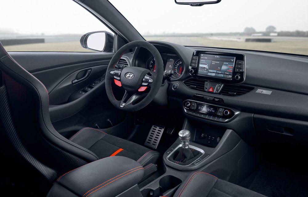 Hyundai a prezentat noul i30 N Project C: ediția specială a Hot Hatch-ului asiatic este mai ușoară și accelerează de la 0 la 100 km/h în 6 secunde - Poza 30