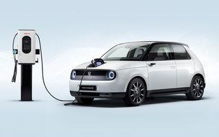 Modelul electric de oraș Honda e a fost prezentat: până la 154 de cai putere și autonomie de 220 de kilometri