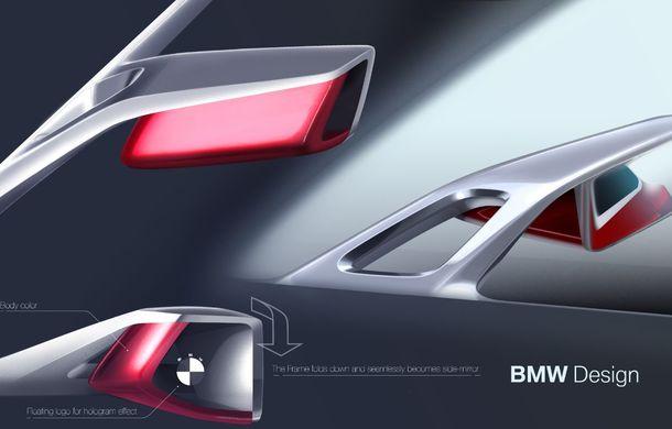 BMW a expus la Frankfurt noul Concept 4: prototipul constructorului german anticipează designul viitorului Seria 4 - Poza 40