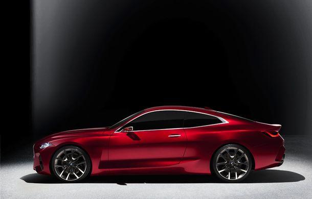 BMW a expus la Frankfurt noul Concept 4: prototipul constructorului german anticipează designul viitorului Seria 4 - Poza 5
