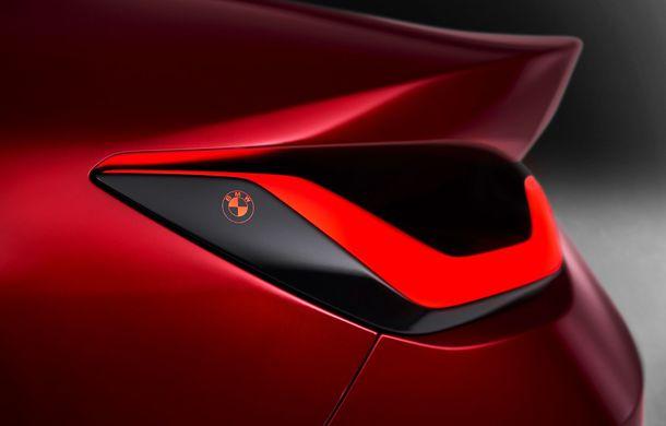 BMW a expus la Frankfurt noul Concept 4: prototipul constructorului german anticipează designul viitorului Seria 4 - Poza 32