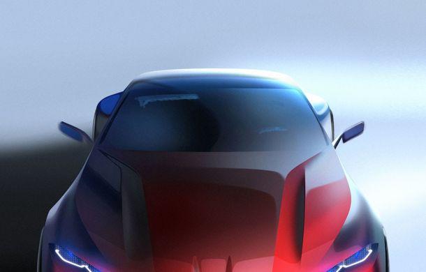 BMW a expus la Frankfurt noul Concept 4: prototipul constructorului german anticipează designul viitorului Seria 4 - Poza 29
