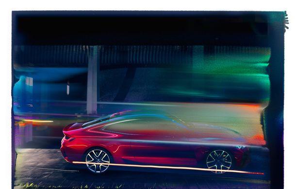 BMW a expus la Frankfurt noul Concept 4: prototipul constructorului german anticipează designul viitorului Seria 4 - Poza 17