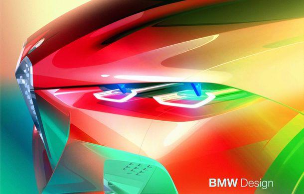 BMW a expus la Frankfurt noul Concept 4: prototipul constructorului german anticipează designul viitorului Seria 4 - Poza 19