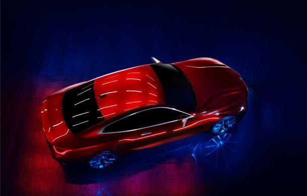 BMW a expus la Frankfurt noul Concept 4: prototipul constructorului german anticipează designul viitorului Seria 4 - Poza 15