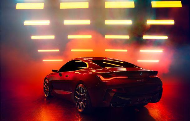 BMW a expus la Frankfurt noul Concept 4: prototipul constructorului german anticipează designul viitorului Seria 4 - Poza 34