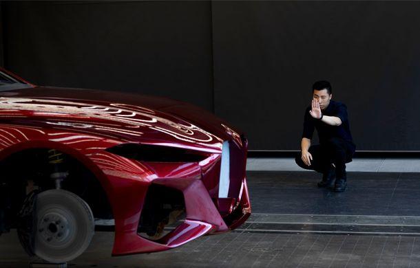 BMW a expus la Frankfurt noul Concept 4: prototipul constructorului german anticipează designul viitorului Seria 4 - Poza 33