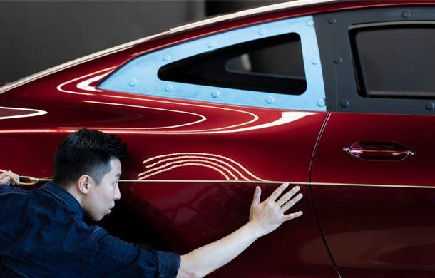 BMW a expus la Frankfurt noul Concept 4: prototipul constructorului german anticipează designul viitorului Seria 4 - Poza 37