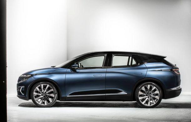 Chinezii de la Byton prezintă versiunea de serie a SUV-ului electric M-Byte: ecran de 48 inch și autonomie de până la 435 de kilometri - Poza 10