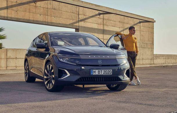 Chinezii de la Byton prezintă versiunea de serie a SUV-ului electric M-Byte: ecran de 48 inch și autonomie de până la 435 de kilometri - Poza 2