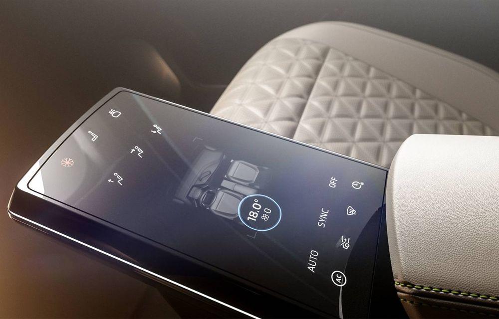 Chinezii de la Byton prezintă versiunea de serie a SUV-ului electric M-Byte: ecran de 48 inch și autonomie de până la 435 de kilometri - Poza 20