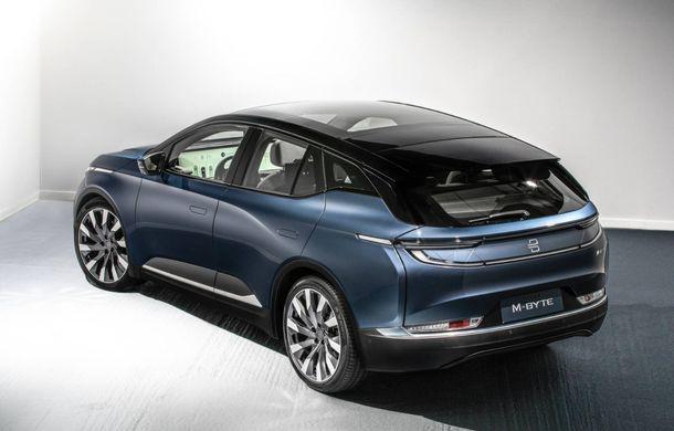 Chinezii de la Byton prezintă versiunea de serie a SUV-ului electric M-Byte: ecran de 48 inch și autonomie de până la 435 de kilometri - Poza 11