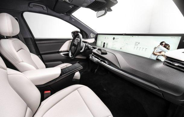 Chinezii de la Byton prezintă versiunea de serie a SUV-ului electric M-Byte: ecran de 48 inch și autonomie de până la 435 de kilometri - Poza 18