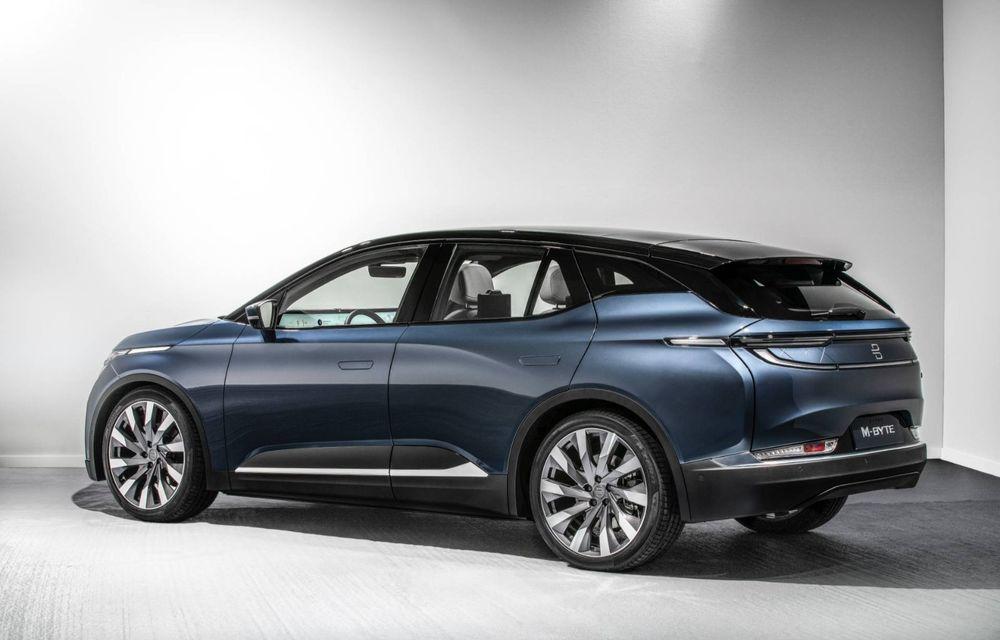 Chinezii de la Byton prezintă versiunea de serie a SUV-ului electric M-Byte: ecran de 48 inch și autonomie de până la 435 de kilometri - Poza 12