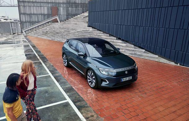 Chinezii de la Byton prezintă versiunea de serie a SUV-ului electric M-Byte: ecran de 48 inch și autonomie de până la 435 de kilometri - Poza 8
