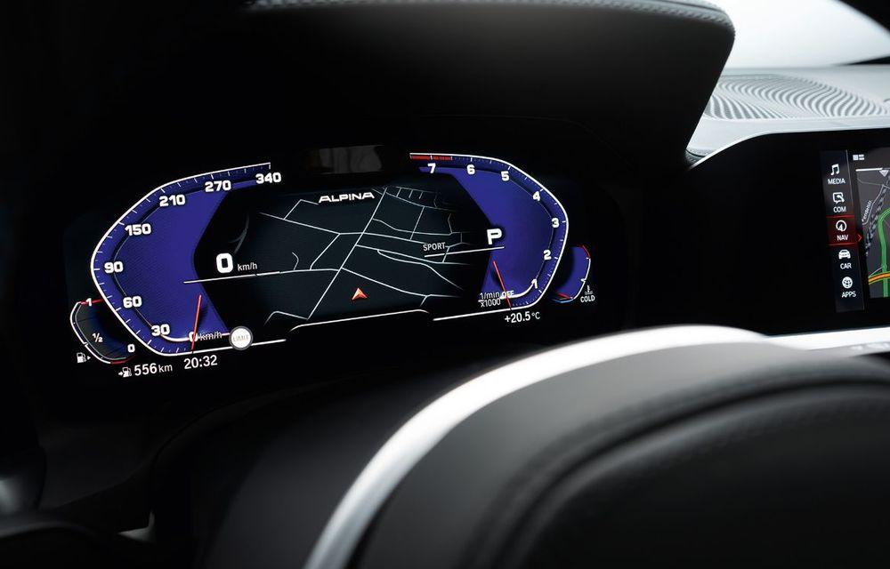 Alpina B3 Touring a fost prezentat la Frankfurt: motor de 3.0 litri cu 462 CP și viteză maximă de peste 300 km/h - Poza 10