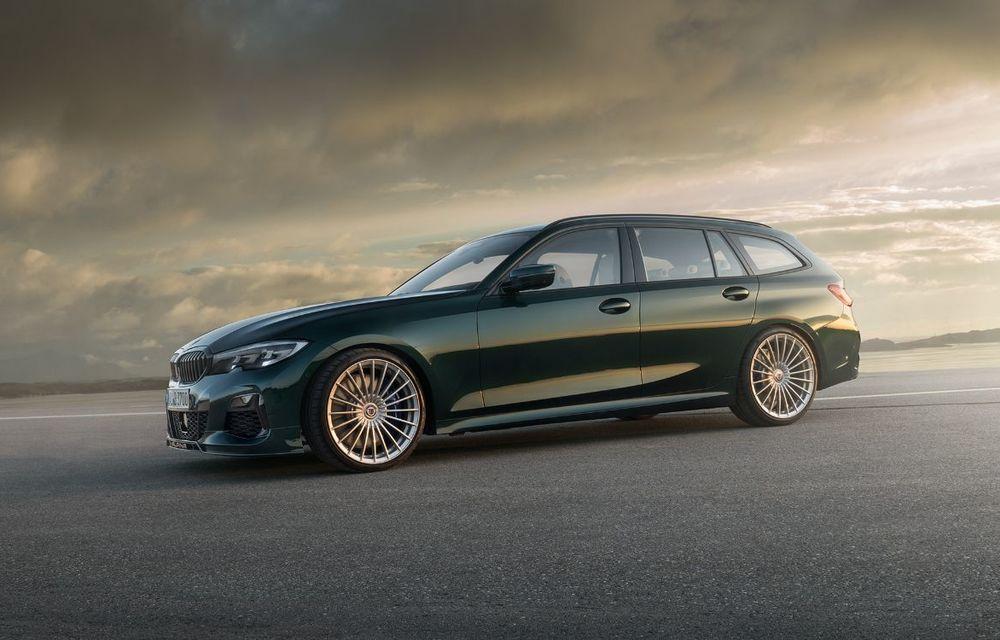Alpina B3 Touring a fost prezentat la Frankfurt: motor de 3.0 litri cu 462 CP și viteză maximă de peste 300 km/h - Poza 2
