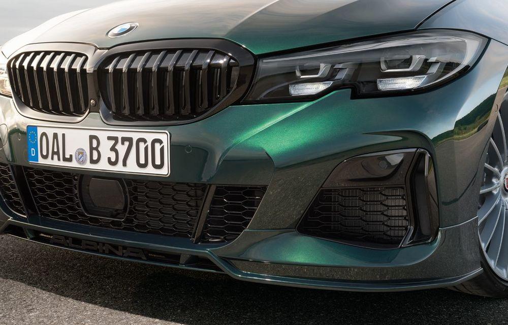 Alpina B3 Touring a fost prezentat la Frankfurt: motor de 3.0 litri cu 462 CP și viteză maximă de peste 300 km/h - Poza 7