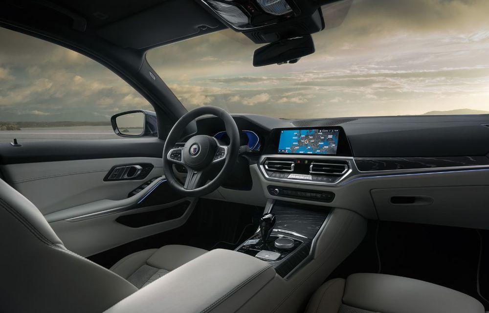 Alpina B3 Touring a fost prezentat la Frankfurt: motor de 3.0 litri cu 462 CP și viteză maximă de peste 300 km/h - Poza 9