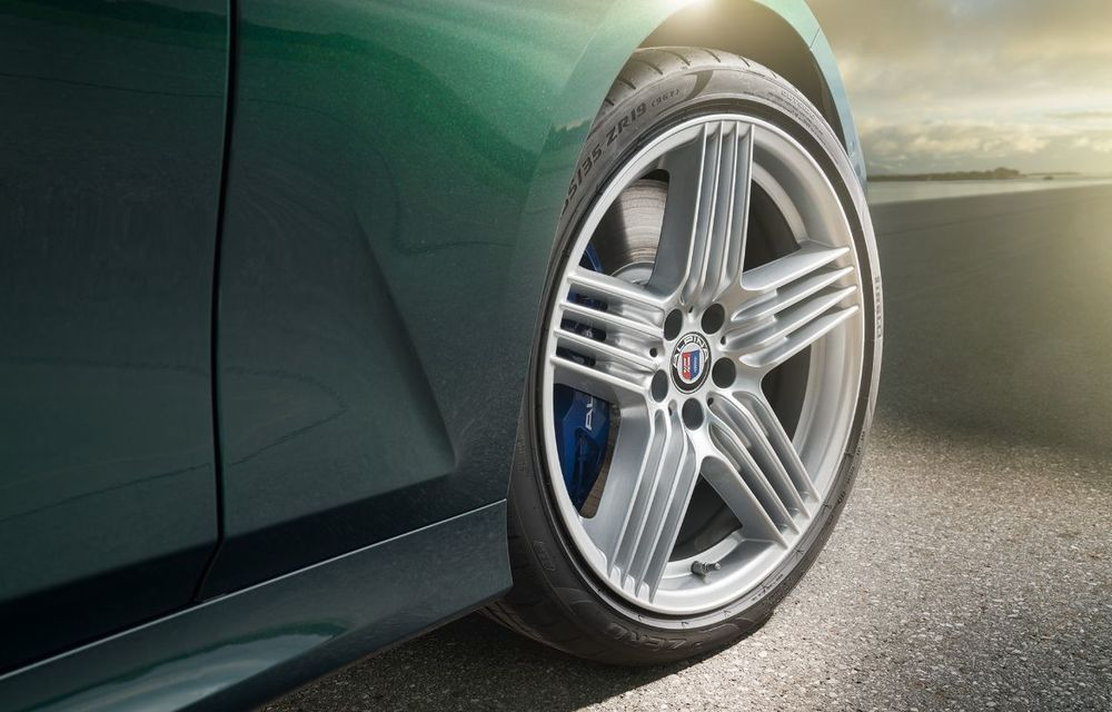 Alpina B3 Touring a fost prezentat la Frankfurt: motor de 3.0 litri cu 462 CP și viteză maximă de peste 300 km/h - Poza 8