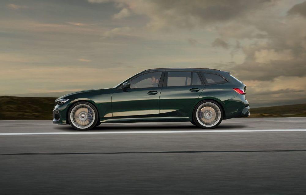 Alpina B3 Touring a fost prezentat la Frankfurt: motor de 3.0 litri cu 462 CP și viteză maximă de peste 300 km/h - Poza 3
