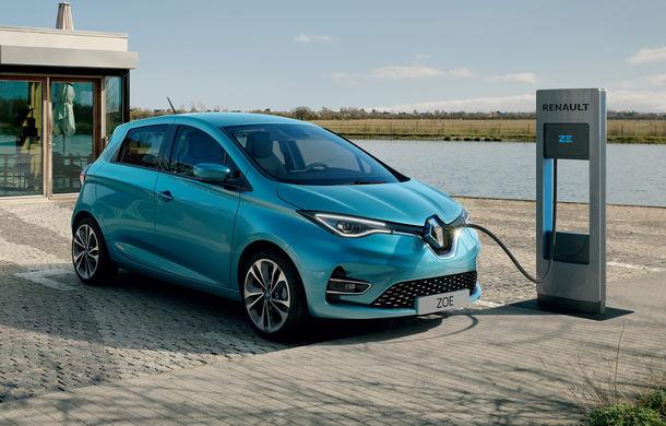 Renault anunță planurile pentru încă două modele electrice: un SUV de dimensiunile lui Kadjar și o versiune fără emisii pentru modelul de oraș Twingo - Poza 1
