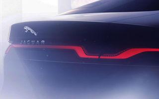 Primul teaser pentru viitorul Jaguar XJ: noua generație va avea doar versiune electrică și va fi prezentată în 2020