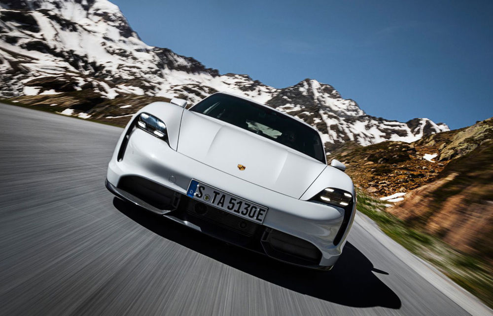 "Șeful Mercedes-AMG despre primul model electric Porsche: ""Taycan stabilește noi standarde"" - Poza 1"