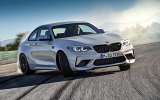 Video. Viitorul BMW M2 CS a fost surprins în timpul unor teste desfășurate la Nurburgring