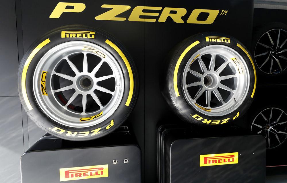 Pregătiri pentru sezonul 2021: Pirelli a început testele cu pneuri cu jante de 18 inch - Poza 1