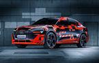 Audi oferă detalii despre SUV-ul coupe e-tron Sportback: prezentarea oficială va avea loc în luna noiembrie