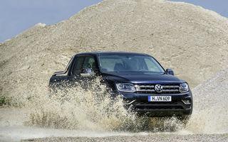 Viitoarea generație Volkswagen Amarok nu va avea versiuni hibride sau electrice: lansarea este programată pentru 2022