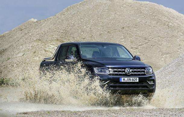 Viitoarea generație Volkswagen Amarok nu va avea versiuni hibride sau electrice: lansarea este programată pentru 2022 - Poza 1
