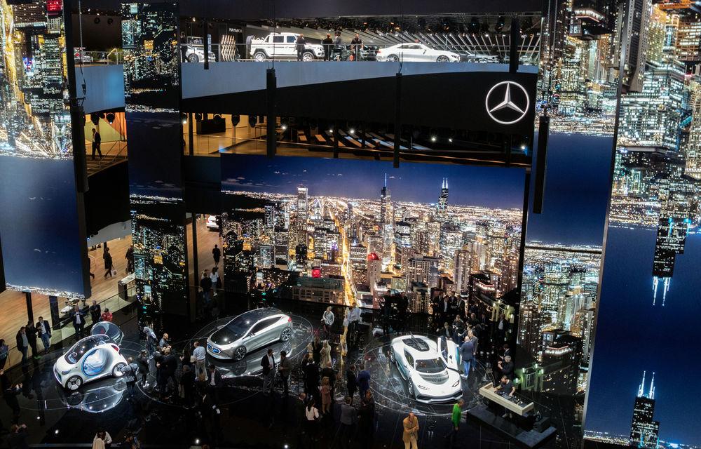 """Constructorii germani solicită un nou format pentru Salonul Auto de la Frankfurt: """"Trebuie să promovăm tehnologiile, nu noile modele"""" - Poza 1"""