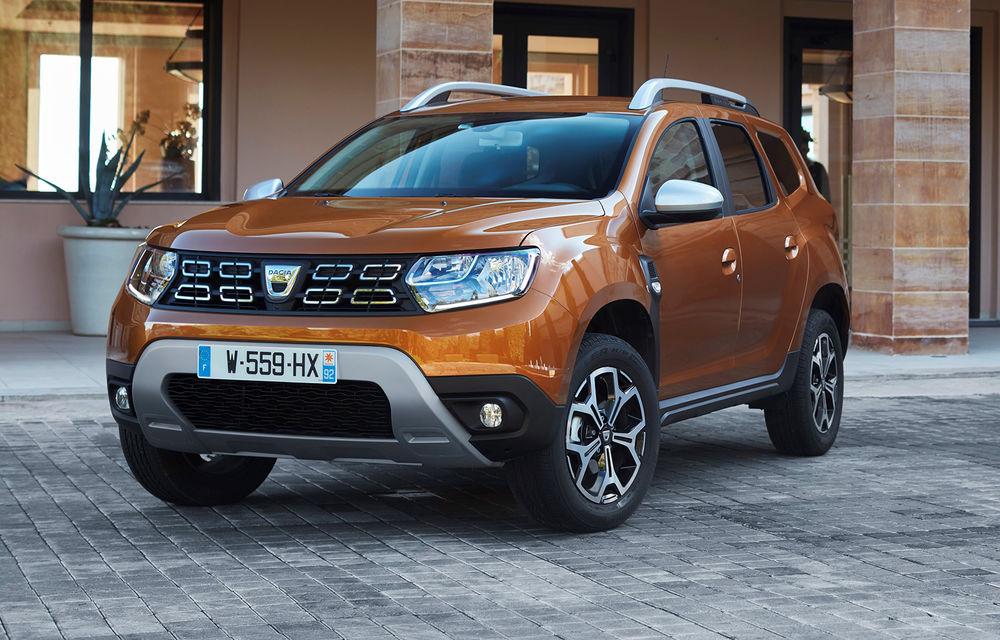 Prezență inedită pentru Dacia la Salonul Auto de la Frankfurt: constructorul român oferă teste pentru vizitatori cu patru SUV-uri Duster - Poza 1