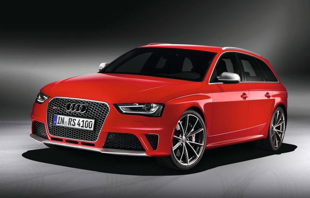 Noua generație Audi RS4 Avant va avea versiune plug-in hybrid: lansare programată după 2020 - Poza 1
