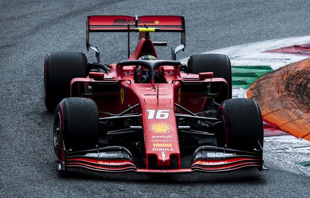 """Leclerc nu se îmbată cu apă rece după victoriile de la Spa și Monza: """"Cursa din Singapore va fi mult mai dificilă"""" - Poza 1"""