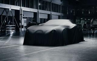 Wiesmann își anunță revenirea în 2020: nemții pregătesc un nou model cu motor V8 de la BMW