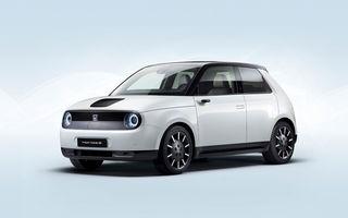 Țintă stabilită: Honda își propune să vândă cel puțin 10.000 de unități Honda e pe an