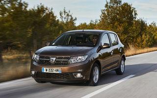 Înmatriculările Dacia în Europa au crescut cu 7.1% în luna august: aproape 47.000 de unități și cotă de piață de 4.4%