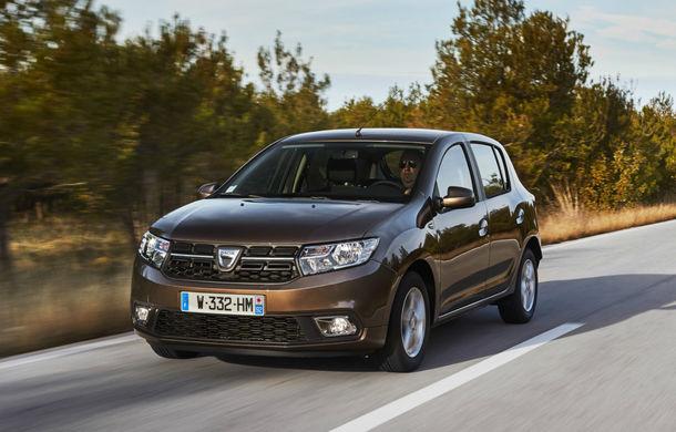 Înmatriculările Dacia în Europa au crescut cu 7.1% în luna august: aproape 47.000 de unități și cotă de piață de 4.4% - Poza 1