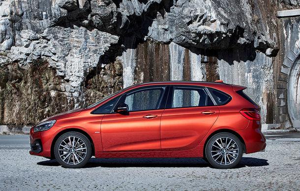 Informații despre viitoarea generație BMW Seria 2 Active Tourer: design preluat de la noul Seria 1 și fără versiune Gran Tourer cu 7 locuri - Poza 1
